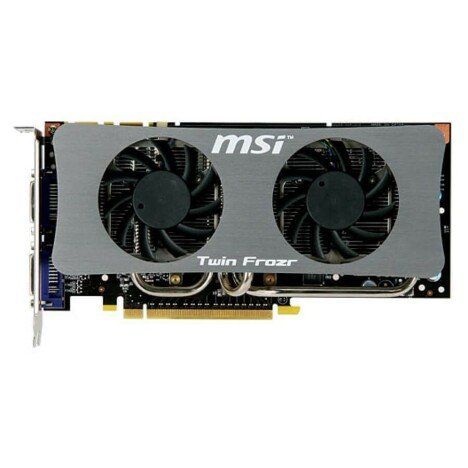 Placa Video Second Hand MSI GeForce GTS 250